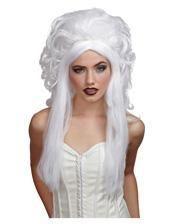 Ghost Princess Wig White