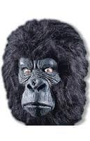 Gorilla Maske aus Latex