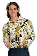 Groovy Hippie Shirt Green