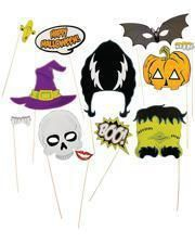 Halloween Photobox Accessories