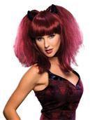 Hot Devil Wig