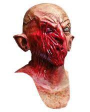 Hexer Latex Maske