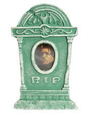Hologram Tombstone Edgar