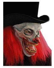 Horror Clown mit Hut