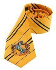 Harry Potter Hufflepuff Tie