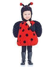Ladybug carnival costume