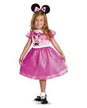 Minnie Mouse costume / pink toddlers