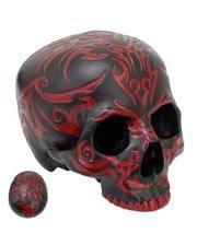 Mandibular Loser Tribal Skull