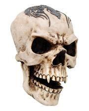 Vampire Skull Wandrelief