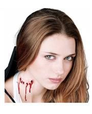 Vampirbiss Wunde