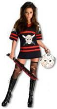 Miss Jason costume L
