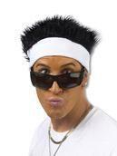 Checker wig Jersey