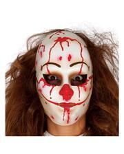Killer Clown Face Mask