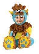 Monster crumbs Child Costume