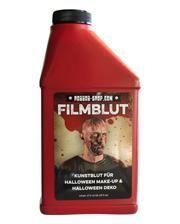 Kunstblut & Filmblut für Halloween