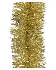 Tinsel garland - Gold 2,7m