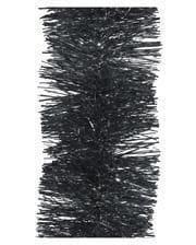 Lametta-Girlande - Anthrazit 2,7m