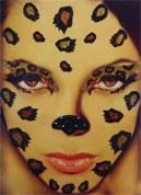 Xotic Eyes Leopard Make Up Set