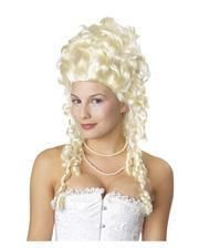 Marie Antoinette Wig white blond