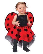 Baby Marienkäfer Kostüm