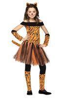 Miss Tiger Kinderkostüm