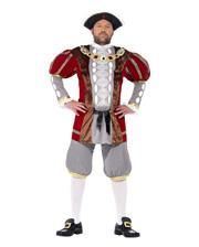 Deluxe King Costume Henry VIII. XL