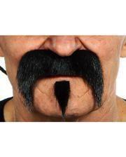 Musketeer Beard black