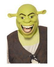 Original Shrek Latex Maske