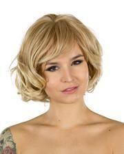 Wig Vera ash blond