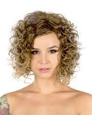 Wig Viola Light brown heather
