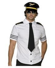 Pilots Men Costume
