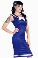 Sailor Pin-Up Dress