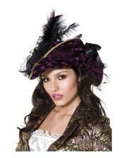 pirates Damenhut