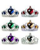 Princess Tiara with gemstones
