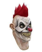 Punk Clown horror mask