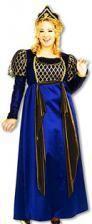 Renaissance Lady Kostüm XL