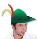 Robin Hood Hat Green
