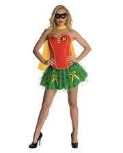 Robin Corsets Costume