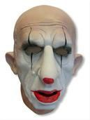 Saddy the Clown Foamlatex Maske
