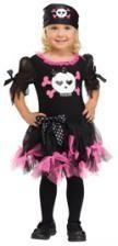 Sally Skully Piraten Mädchen