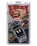Scarecrow Viper Split vampire teeth