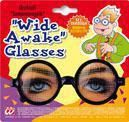 Joke glasses wakefulness