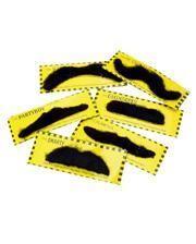 Mustache 12er Pack