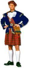 Schotten Kostüm Deluxe