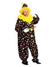 Clown costume with Neonpunkten