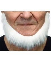 Adhesive sailors Beard white