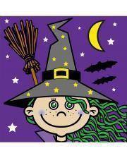 napkins witch