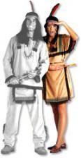Sioux Indianerin Kostüm
