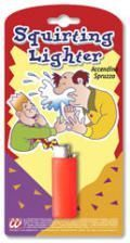 Spraying Lighter