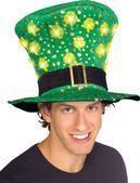 St.Patrick`s Hut mit LEDs